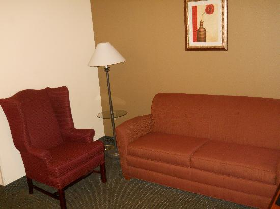 Country Inn & Suites By Carlson, Augusta at I-20: Siting area