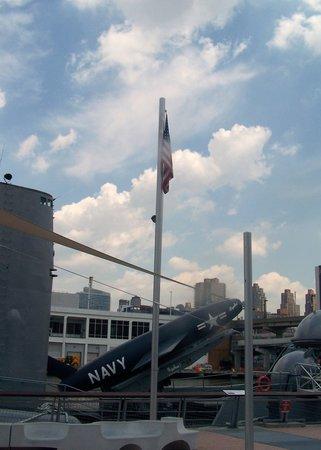 Intrepid Sea, Air & Space Museum: USS Growler