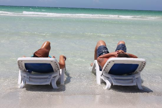 Blau Varadero Hotel Cuba: What a great way to relax