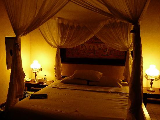 Bali Agung Village: la chambre