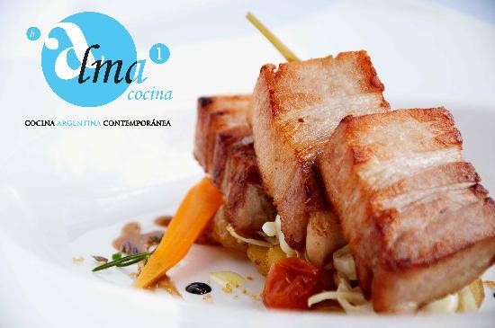 Alma Cocina: Vacío de cerdo