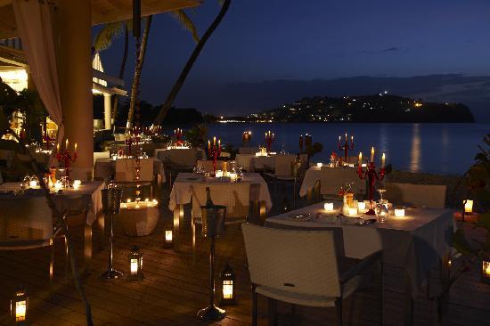 Rendezvous Resort: Terrace Restaurant
