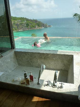 Four Seasons Resort Seychelles: A room with a view