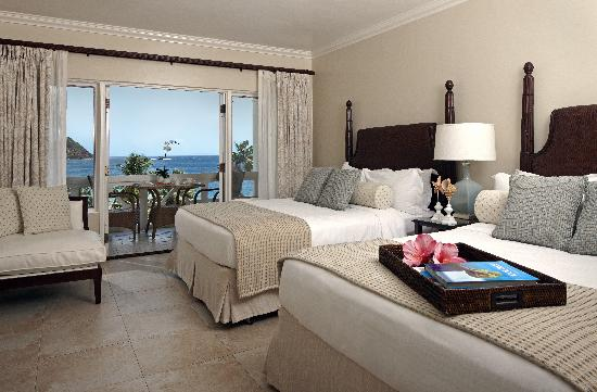 Cap Estate, Sta. Lucía: Luxury Ocean View Room