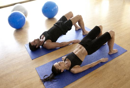 The BodyHoliday: Pilates