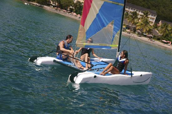 The BodyHoliday: Sailing