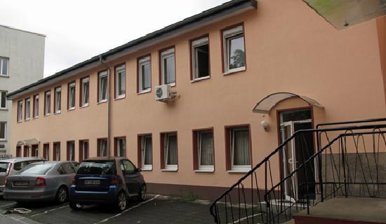 Hotel Am Kurfuerstenplatz: Kurfuerst - back house
