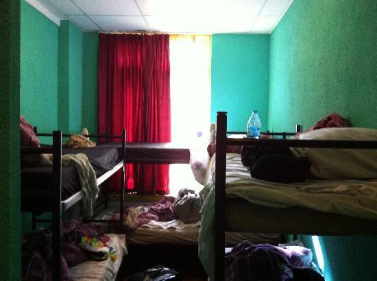 Amsterdam Hostel Orfeo: Tiny bedroom