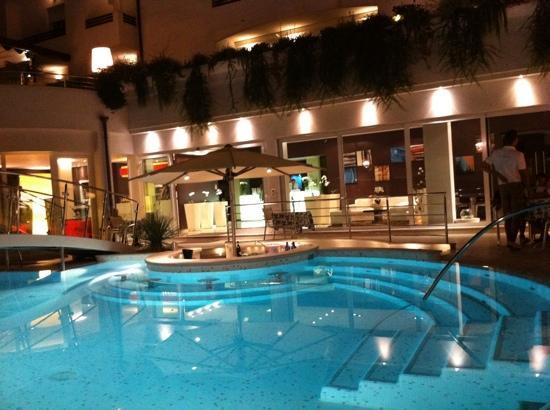 Hotel Belvedere: relax