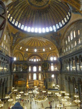 Musée et basilique Sainte-Sophie : Hagia Sofia 07.11