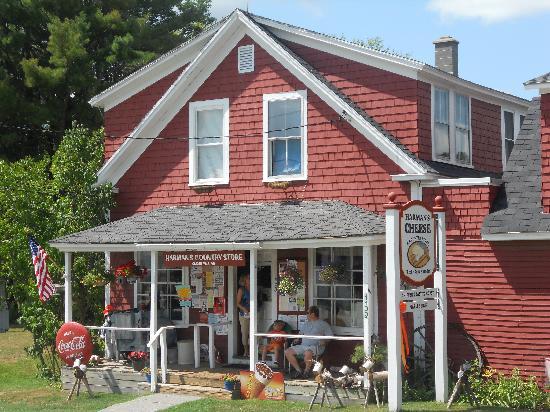Franconia-Sugar Hill-Easton: Harman's Country Store, SUgar Hill, NH