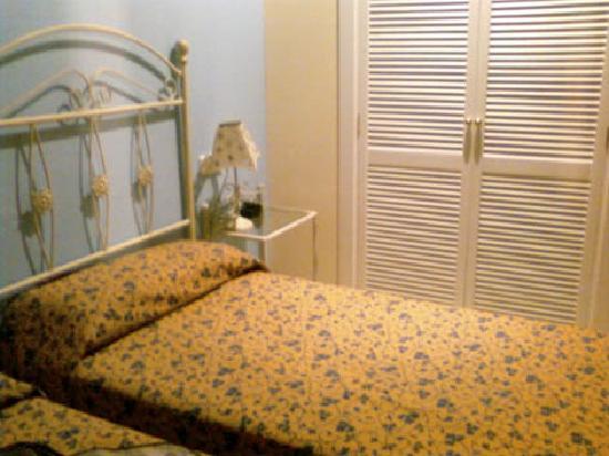 Patio de la Cartuja: Dormitorio del apartamento 207