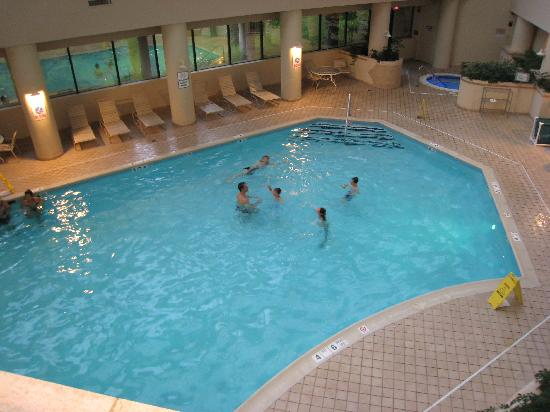 Indoor Pool Picture Of Jake S 58 Hotel Amp Casino