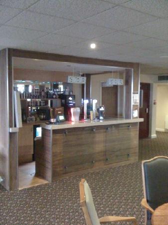 The New Mayfair Hotel, Blackpool: bar