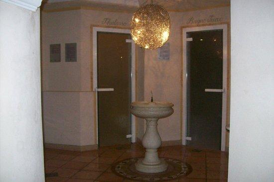 Hotel Astoria: bagno turco,thalasso e sauna