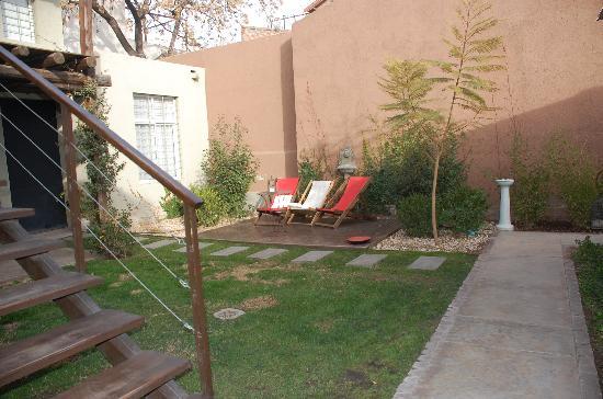 كاسا ليلا بيد آند بريكفاست: The sunny, calm courtyard