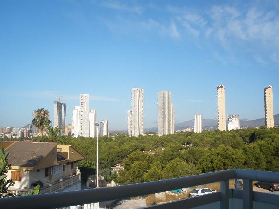 Terralta Apartamentos Turisticos : view from room 1217
