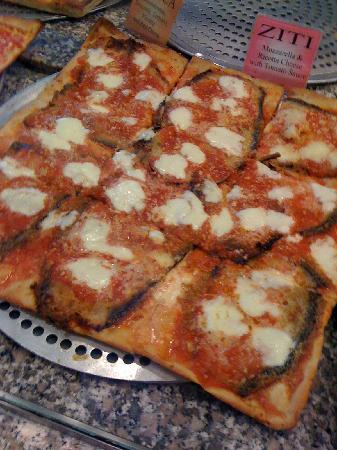 แรมซีย์, นิวเจอร์ซีย์: eggplant pizza