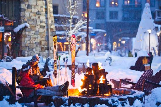 The Village At Squaw Valley: Photo Credit: Tor Johnson