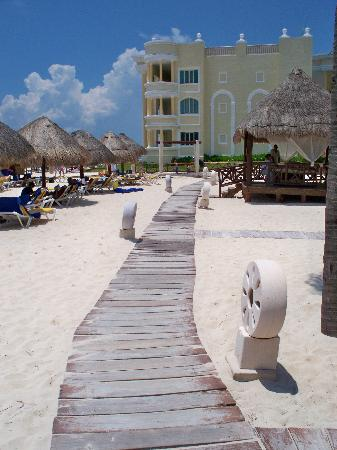 Iberostar Paraiso Lindo: Lindo's Beach