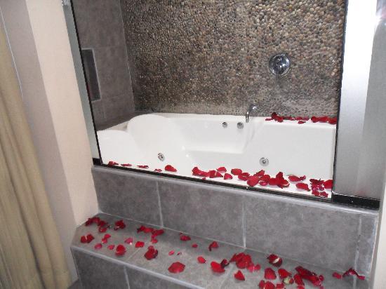 La Fontana Hotel: Lindo pero...no hay agua caliente todo el día