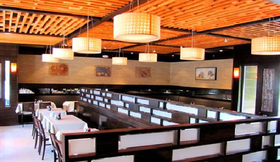 Umi Hibachi Grill Dining Area Hendersonville Nc Picture