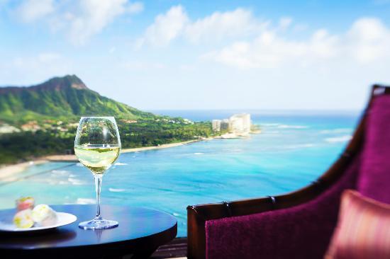 Sheraton Waikiki: Leahi Lounge a Sheraton Club