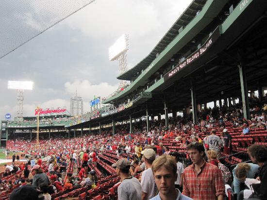 Holiday Inn Boston Brookline: America's most beautiful ballpark