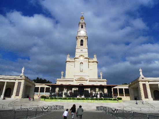 Fátima, Portugal: Sanctuary