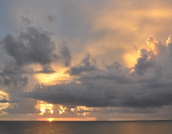 The Ritz-Carlton, Naples: Gorgeous Sunsets