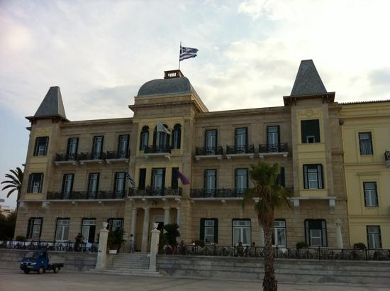 Poseidonion Grand Hotel : Spetses Hotel Poseidonion