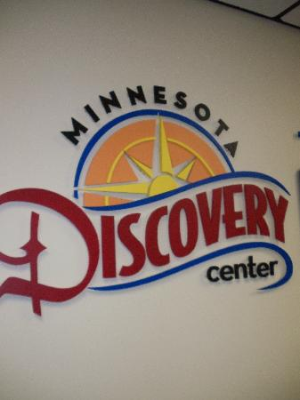 The Minnesota Discovery Center.