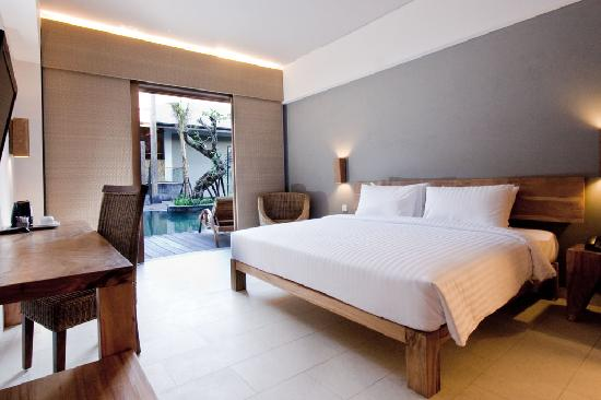 The Oasis Lagoon Sanur: Room interior