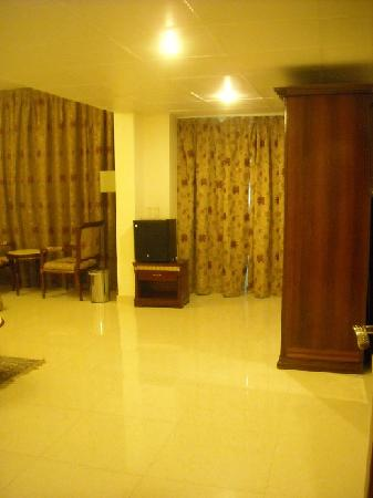 Nihal Hotel: My room entry