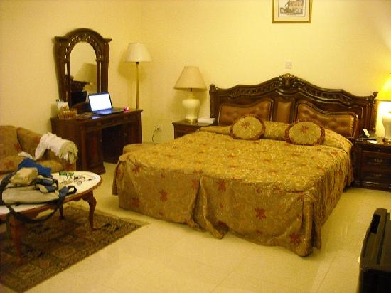 Nihal Hotel: My big bed