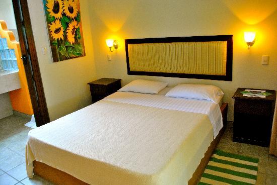 Hotel Luz de Luna: habitacion doble