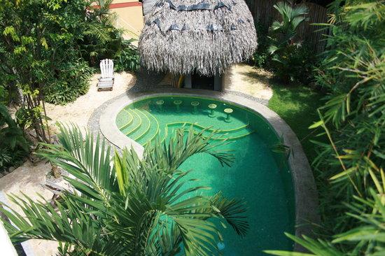 Hotel Luz de Luna: piscina