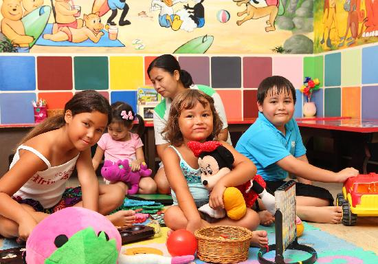 Discovery Kartika Plaza Hotel: Kids Activities