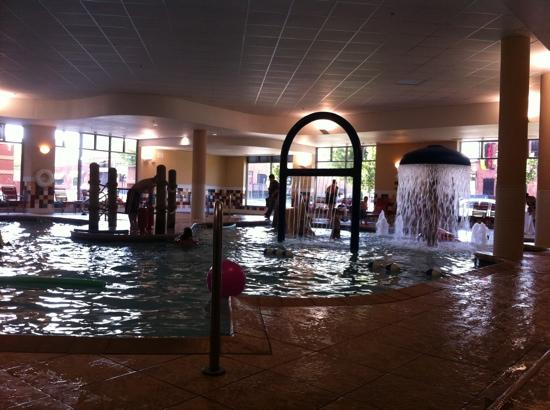 Hampton Inn Suites Oklahoma City Bricktown Hotel Pool Great For Young Kids