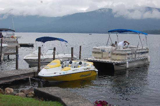 The Villas On Lake George: other rental items