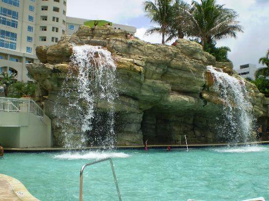 Seminole Hard Rock Hotel Tampa: Pool