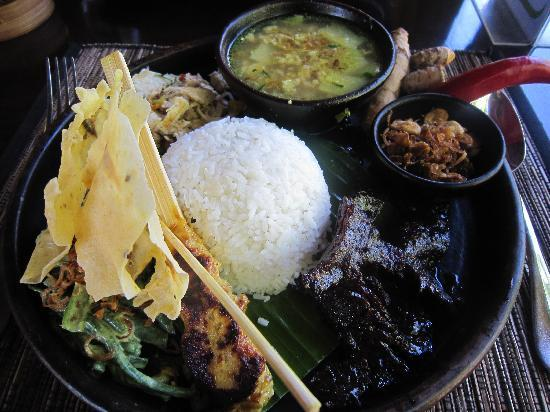Nasi Bali - Kunyit Bali