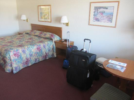 Brookings Inn : Lots Of Room