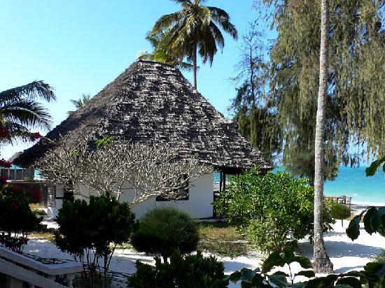 Uroa White Villa: Bungalow