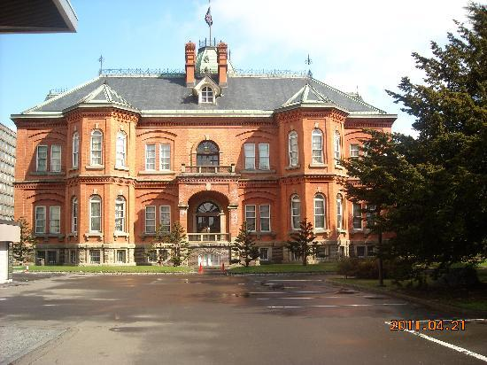 Former Hokkaido Government Office Building: きれいな建物~