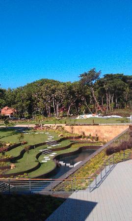 Onyria Marinha Edition Hotel & Thalasso: Garden view