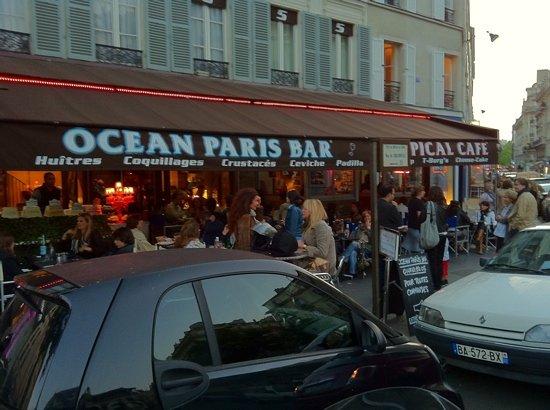 Ocean Paris Bar : l'adresse Top a Neuilly