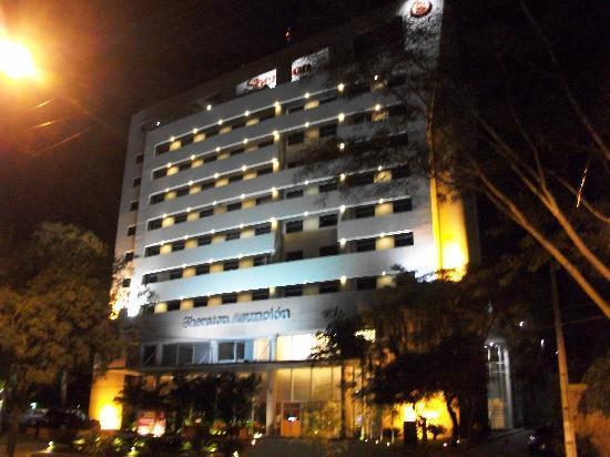 Sheraton Asuncion Hotel: Fachada