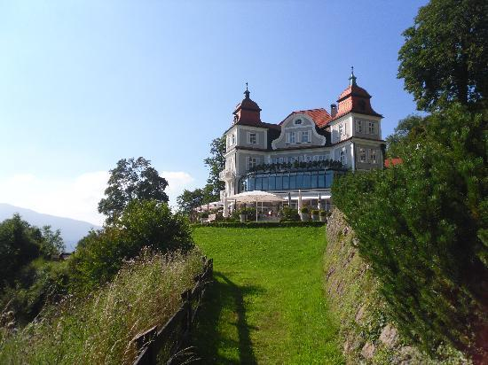 Das Tegernsee: The old castle