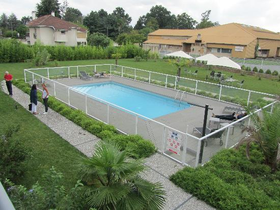 Hotel Eden Park : piscine